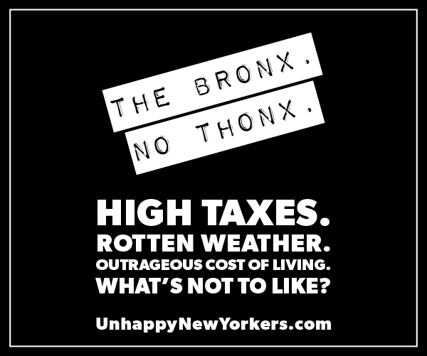 The bronx no thonx